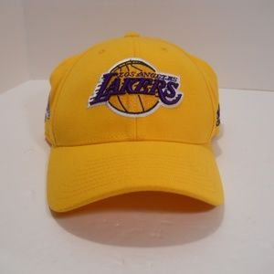 Los Angeles Lakers New Ball Cap One Size Fits All